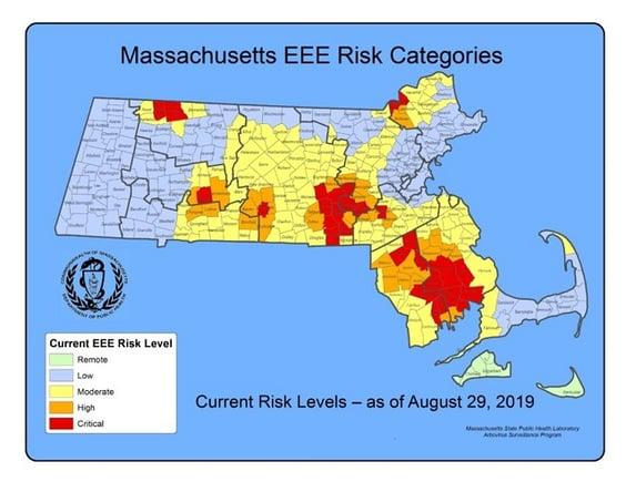EEE map of August 29-2