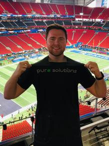 Super Bowl LIII Pure Solutions